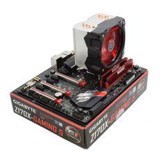 Intel I5 6600K Overclocked 4.4GHz, Gigabyte Z170X-Gaming 5, DDR4 HDMI 4K Bundle