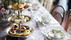Image result for adult tea party diy decor