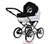 Sweet 3w1 wózek dziecięcy w stylu retro, modny design, funkcjonalność i duża radość z korzystania. #wozek #stroller #baby #dziecko Baby Strollers, Babe, Retro, Children, Design, Pram Sets, Baby Prams, Young Children, Boys