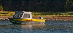 New 2012 Hewescraft Pro V 200 HT Multi-Species Fishing Boat