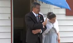 Grandpa Takes Terminally Ill Grandchild To Her Magical First Prom