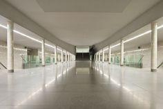 Estação de Metro de São Bento, Porto 2005, Álvaro Siza Vieira