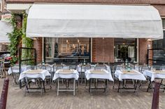 To Do: Buffet van Odette in Amsterdam Centrum - Prinsengracht 598