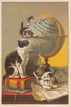 Advertisement for Dr. Thomas Ecletric Oil, used all around the world and equally good for man and beast.