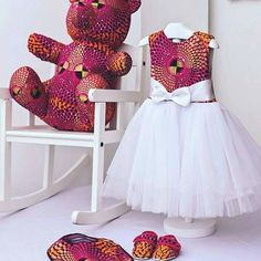 """Tag the Best MUM you know. I win the new """"Amalia set"""" by Nanawax. Ankara Styles For Kids, African Dresses For Kids, African Babies, African Children, African Print Dresses, African Fashion Dresses, African Women, African Prints, African Inspired Fashion"""