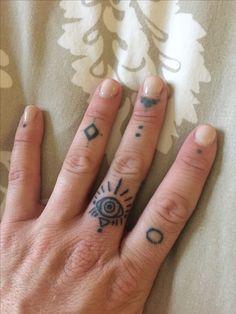 Stick and Poke Tattoo Photo Gallery – stick and poke tattoo kit
