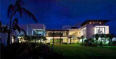 Designer Haus Garten-Traumlage