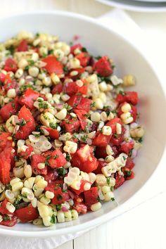 Corn-and-Tomato-Salad | Green Valley Kitchen