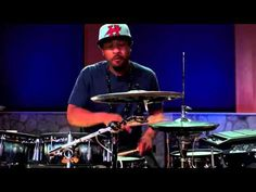 Tony Royster Jr. Drum Solo - Drumeo Edge (Solo #4 of 4) - YouTube