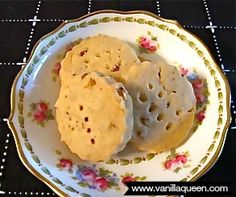 My great aunt Oolie McGoogan, made a simple, delicious shortbread that ...