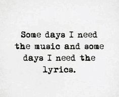 That's why sometimes I need my Hype Playlist and other days I need my Feels Playlist Music Quotes, Sad Quotes, Great Quotes, Love Quotes, Inspirational Quotes, Quotes That Describe Me, Quotes About Everything, Meaningful Quotes, True Words