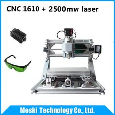 197.64$ Buy here - alivsp.worldwells... - CNC 1610   2500mw laser tube,cnc router,diy cnc engraving machine,Pcb Milling Machine,Wood Carving machine,cnc1610,GRBL control