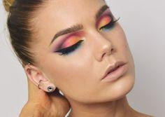 rainbows  - Linda Hallberg Makeup