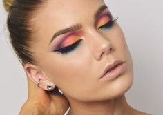 rainbows  - Linda Hallberg Makeup