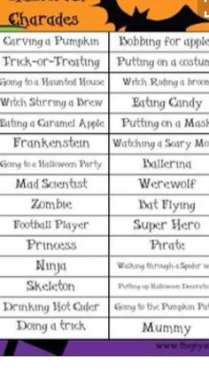 Amaze the kids with the best Halloween class party ideas ...