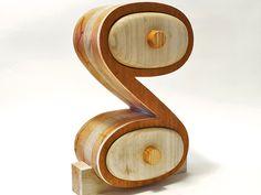 "Benvenuti da Wooipla Handmade Creations - ""S"""