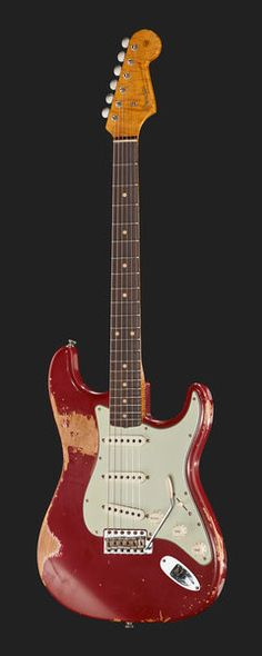 Fender 60th Ann. 62 Strat Stratocaster MBPW Electric Guitar Custom Shop