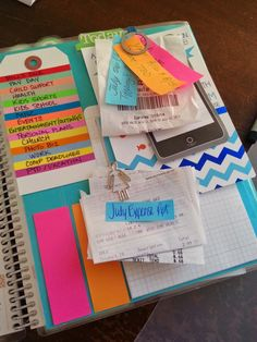 Life in print: Weekly Planning Session - Erin Condren Life Planner