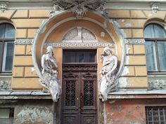 Riga's Art Nouveau district is like an open-air #museum of architecture. #FriFotos