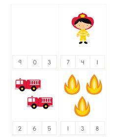 картинки пожарных