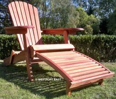 Different Adirondacks Chairs
