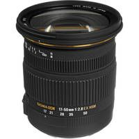 #MyBHGear  Sigma 17-50mm f/2.8 EX DC OS HSM Zoom Lens for Canon DSLRs with APS-C Sensors