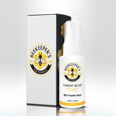 Propolis spray - Beekeeper's Naturals is a natural bee product company dedicated to bringing you all the wondrous health benefits from the hive. We are very passionate about nutrition, health, and saving the bees! #paleo #certifiedpaleo