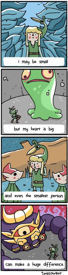The Minish Cap by Timecowboy .