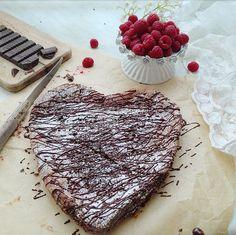 cucinama.com - Torta al cioccolato fondente