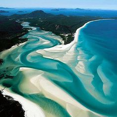 Australia, beautiful but looks a bit too sharky for my liking