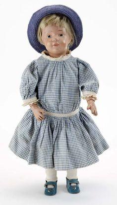 Schoenhut Pouty Girl : Lot 111