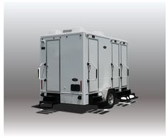 Comfort and function with our #portablebathrooms.  #specialevents #weddings.  Not your grandma's #outhouse