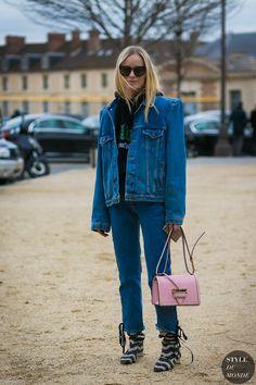 Thora Valdimarsdottir by STYLEDUMONDE Street Style Fashion Photography