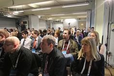 Experts Panel Audience by ionSearch, via Flickr