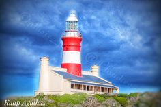 #Kaap-Agulhas;#Cape;#Oneofakindyarns Afrikaans, Lighthouse, South Africa, Cape, Southern, Bell Rock Lighthouse, Mantle, Light House, Cabo
