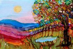 """Dreams of Summer"" - Original Fine Art for Sale - © Kristen Dukat"