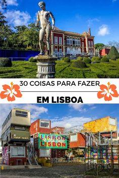 30 Coisas Para Fazer Em Lisboa - Heart of Everywhere: