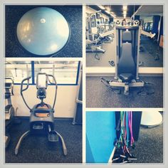 Our Fitness Center