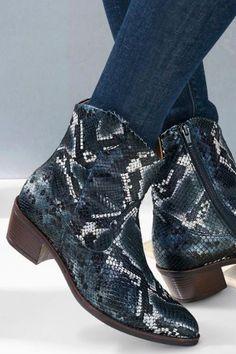Gabor Comfort Stiefelette in Farbe blau um 50% reduziert online kaufen