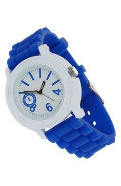 Topman rubber strap watch