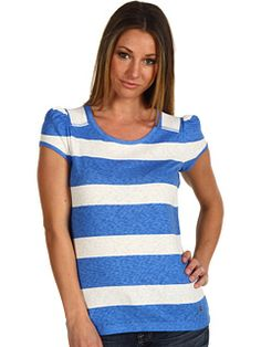 Juicy Couture - Striped Couture Tee