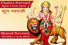 Get complete detail of #ChaitraNavaratri 2016 from the best #religious website kamiyasindoor.com with #pujamuhurat and #vratkatha.