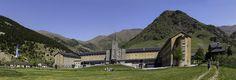 Monasterio del Valle de Nuria
