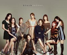 Exo Red Velvet, Wendy Red Velvet, Black Velvet, Kpop Girl Groups, Korean Girl Groups, Kpop Girls, Girls' Generation Taeyeon, Girls Generation, Red Velvet Photoshoot