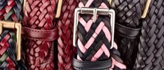Doc Martens - Leather Belts.