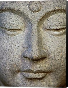 Buddha 1 by PhotoINC Studio Canvas Art Wall Picture Museum Wrapped with Black Sides 24 x 32 inches >>> Want to know more, click on the image.