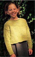 Knitting for Children Pattern #3