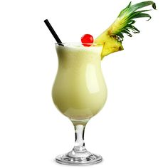The Pina Colada is such a special drink that it deserves a glass all to itself! No normal glass will do when mixing up one of these rum cocktails - make sure you drink a Pina Colada the right way by drinking from one of these! Lemon Drop Shots, Most Popular Mixed Drinks, Easy Mixed Drinks, Hot Toddy, Summer Drink Recipes, Summer Drinks, Cocktail Recipes, Summertime Drinks, Holiday Drinks