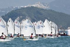 Sail-World.com : ABC dinghy sailors heading for Top of the Gulf Regatta