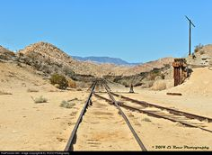 Carrizo Gorge Railway None at Carrizo Gorge - San Diego County, California by EL ROCO Photography